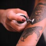Как вывести татуировку в салоне и дома - tatufoto.com 10022021 фото - 13