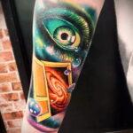 Татуировки с точки зрения астрологии - фото 10