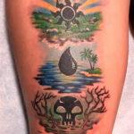 Татуировки с точки зрения астрологии - фото 12