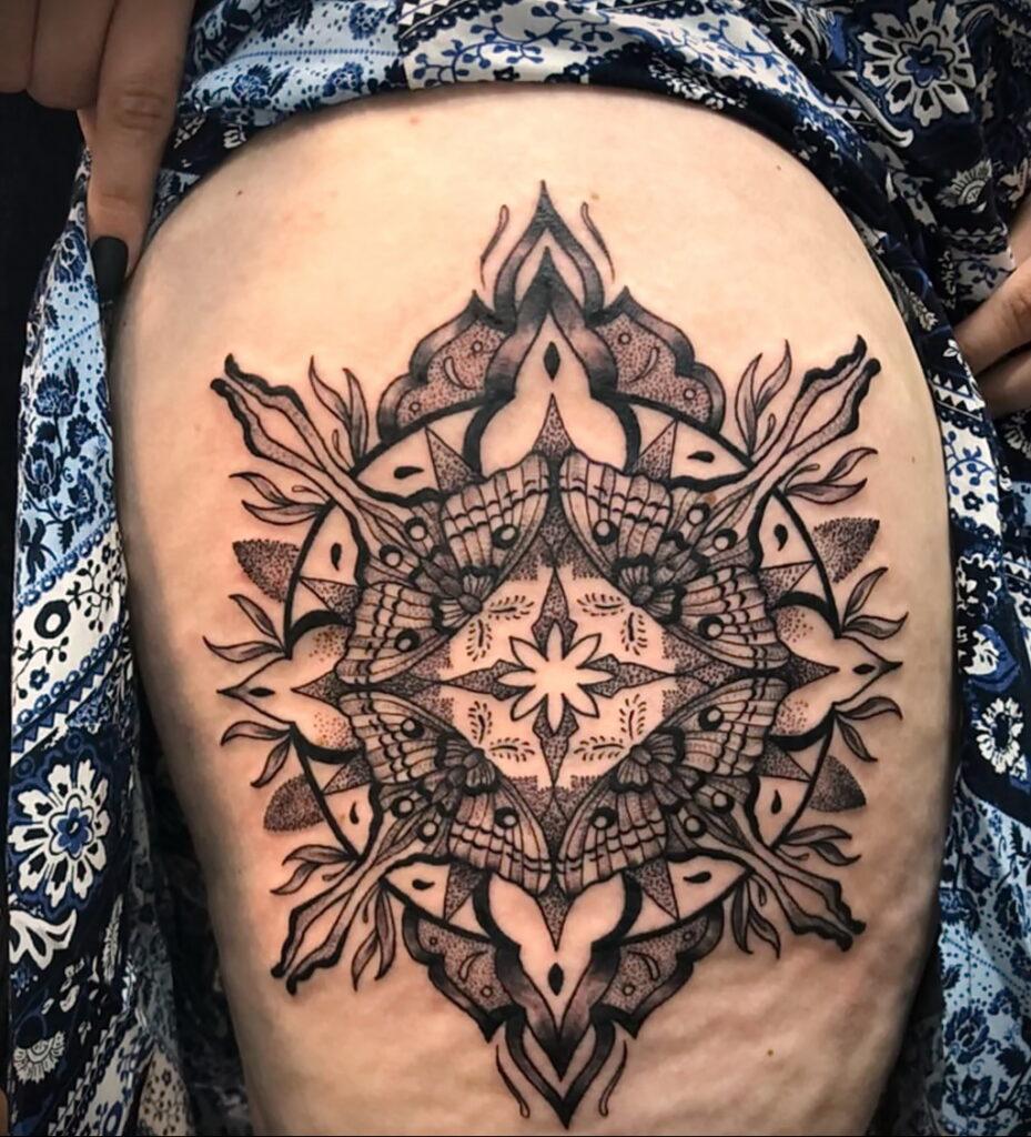 Татуировки с точки зрения астрологии - фото 3