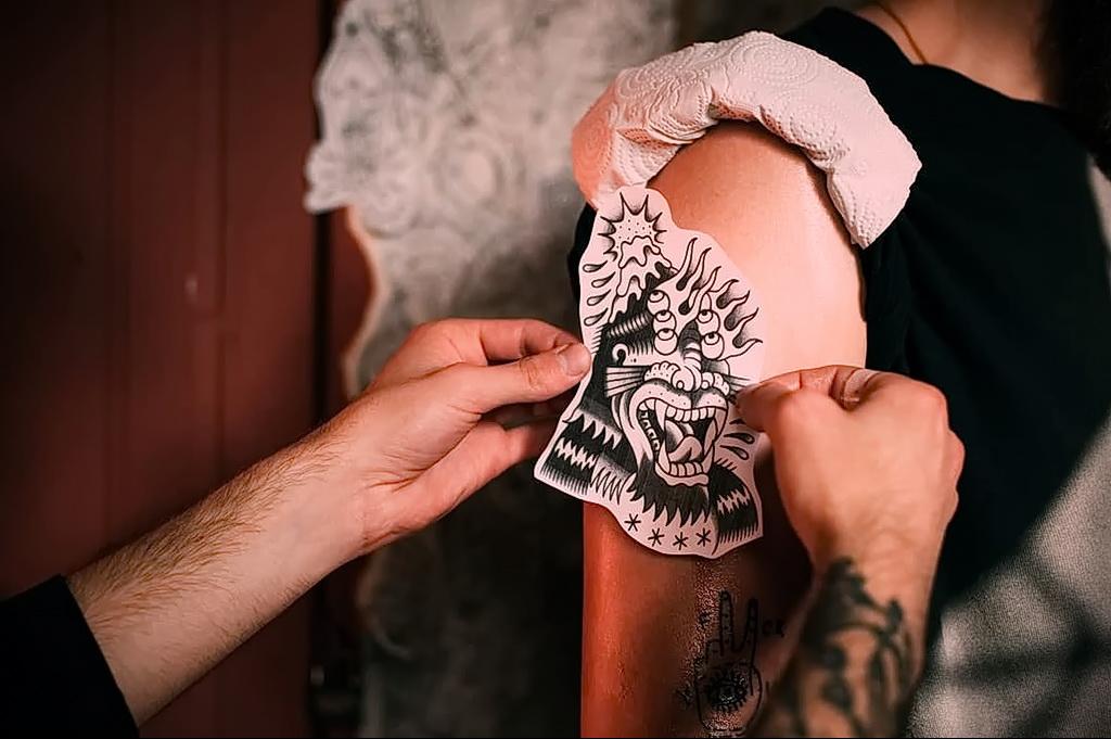 Что нужно сделать перед нанесением тату фото 11.02.2021 №0006 - tattoo - tatufoto.com