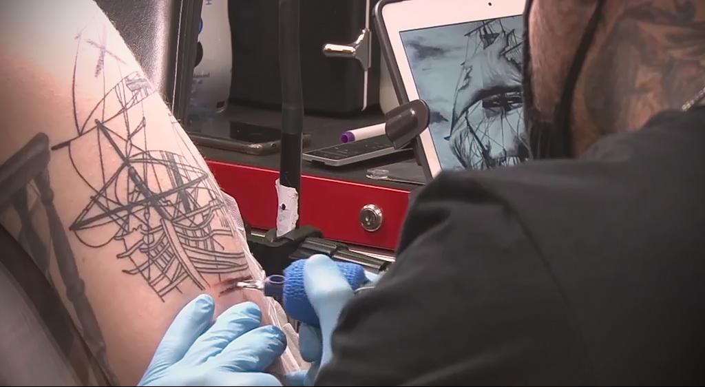 Что нужно сделать перед нанесением тату фото 11.02.2021 №0015 - tattoo - tatufoto.com