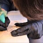 Что нужно сделать перед нанесением тату фото 11.02.2021 №0019 - tattoo - tatufoto.com