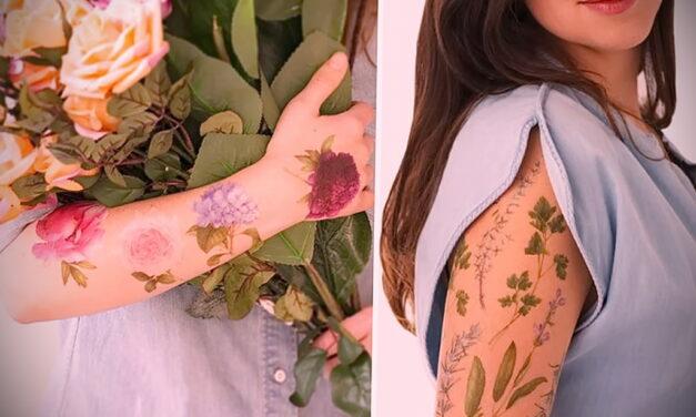 Искусство тату и завораживающие ароматы
