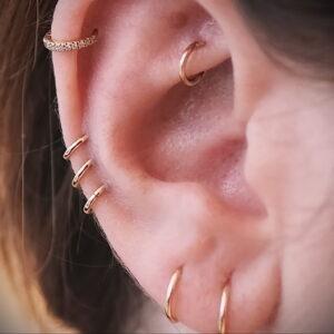 Фото крутого пирсинга у человека 17.03.2021 №003 - cool piercing - tatufoto.com