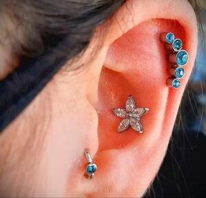 Фото крутого пирсинга у человека 17.03.2021 №049 - cool piercing - tatufoto.com