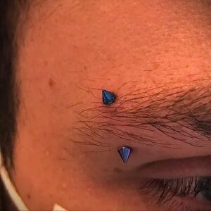 Фото крутого пирсинга у человека 17.03.2021 №075 - cool piercing - tatufoto.com