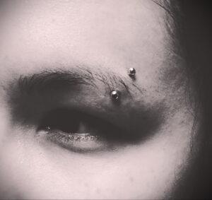 Фото крутого пирсинга у человека 17.03.2021 №128 - cool piercing - tatufoto.com