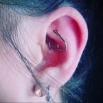 Фото крутого пирсинга у человека 17.03.2021 №131 - cool piercing - tatufoto.com