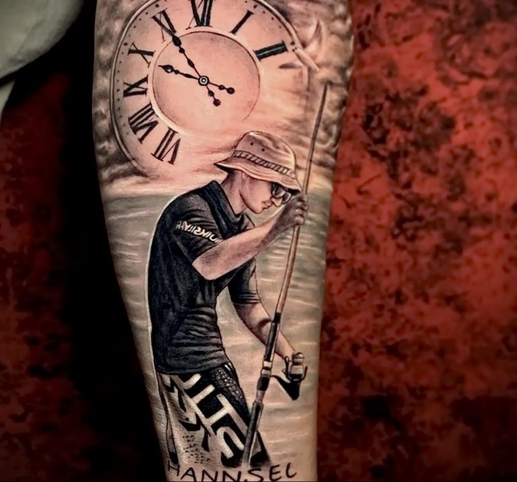 Фото крутого рисунка татуировки 16.03.2021 №005 - cool tattoo - tatufoto.com