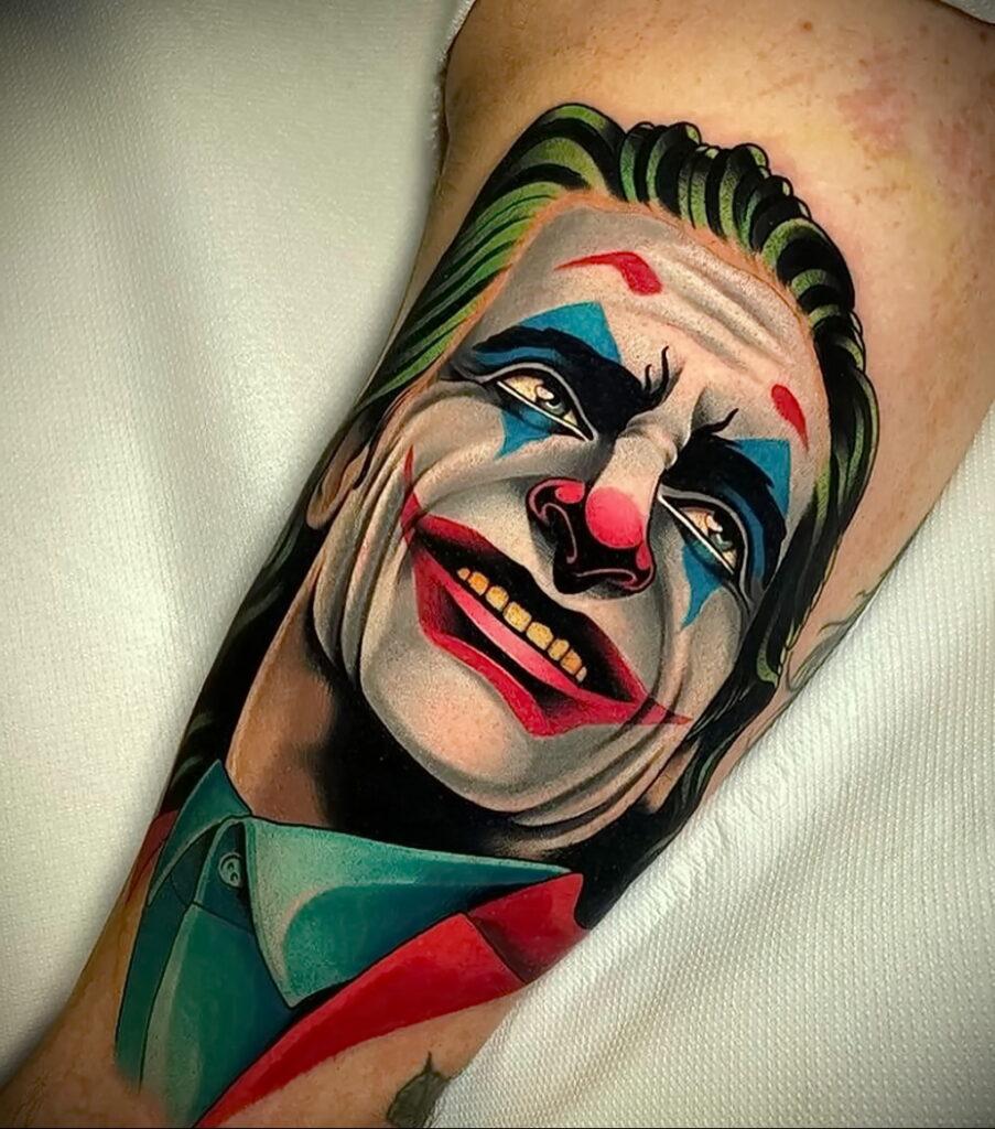 Фото крутого рисунка татуировки 16.03.2021 №010 - cool tattoo - tatufoto.com