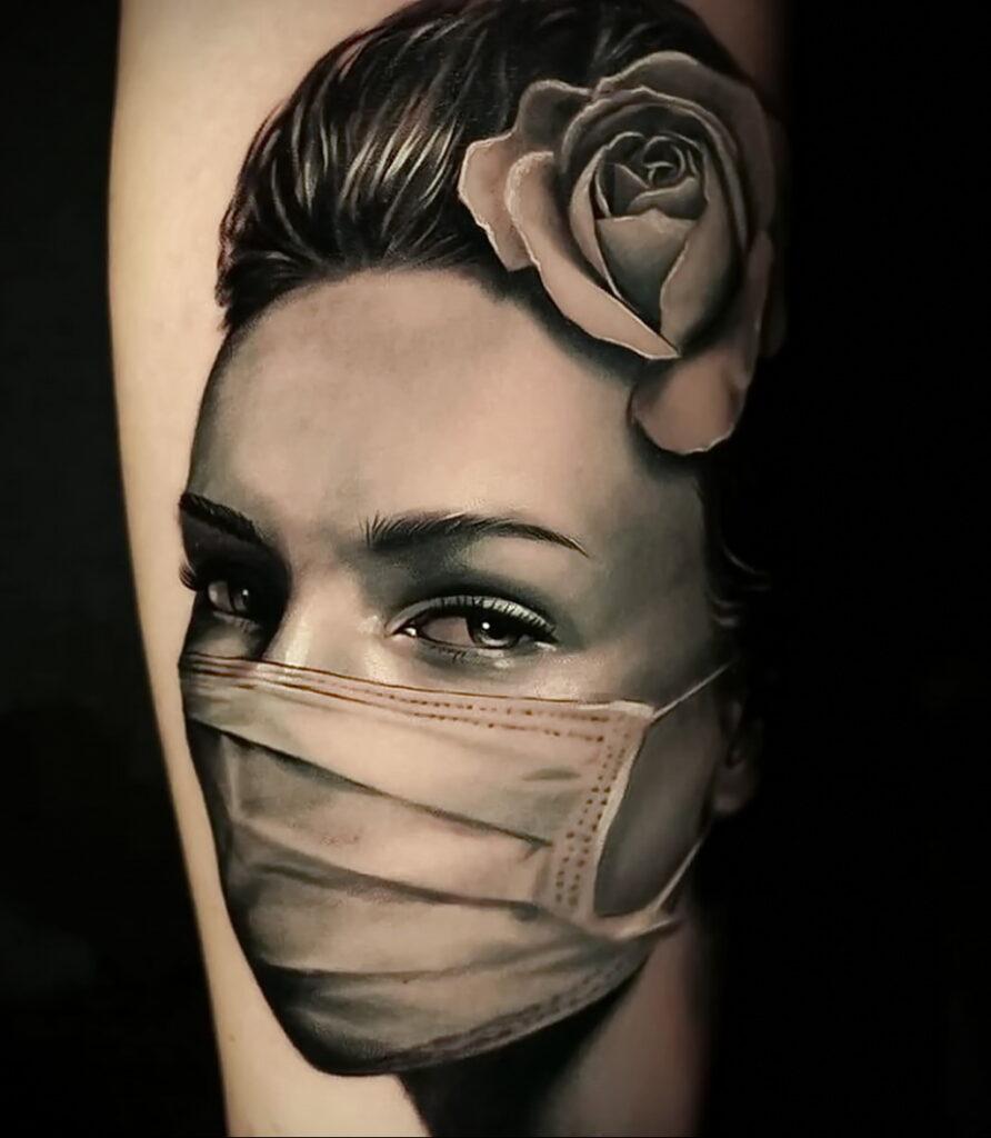 Фото крутого рисунка татуировки 16.03.2021 №012 - cool tattoo - tatufoto.com