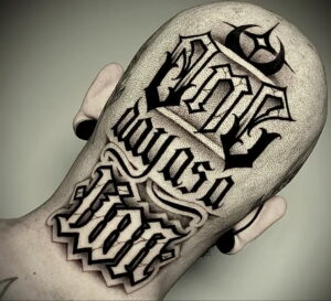 Фото крутого рисунка татуировки 16.03.2021 №049 - cool tattoo - tatufoto.com