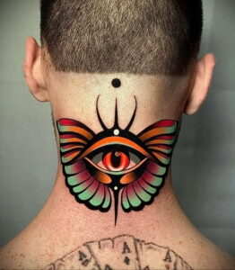 Фото крутого рисунка татуировки 16.03.2021 №051 - cool tattoo - tatufoto.com