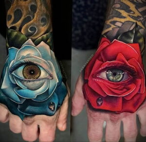 Фото крутого рисунка татуировки 16.03.2021 №053 - cool tattoo - tatufoto.com