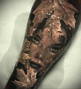 Фото крутого рисунка татуировки 16.03.2021 №069 - cool tattoo - tatufoto.com