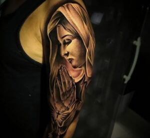 Фото крутого рисунка татуировки 16.03.2021 №088 - cool tattoo - tatufoto.com