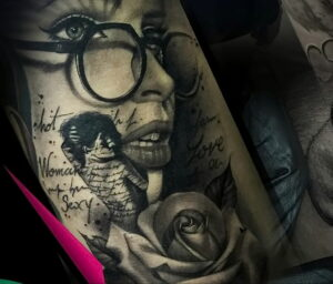 Фото крутого рисунка татуировки 16.03.2021 №135 - cool tattoo - tatufoto.com