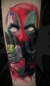 Фото крутого рисунка татуировки 16.03.2021 №138 - cool tattoo - tatufoto.com