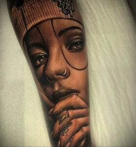 Фото крутого рисунка татуировки 16.03.2021 №151 - cool tattoo - tatufoto.com