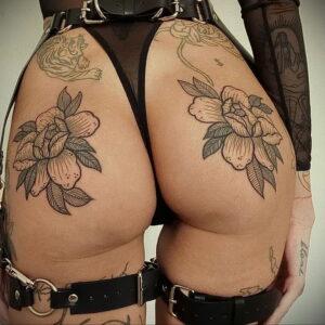 Фото крутого рисунка татуировки 16.03.2021 №162 - cool tattoo - tatufoto.com