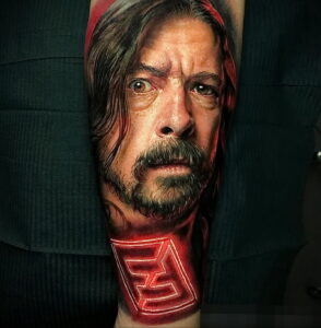 Фото крутого рисунка татуировки 16.03.2021 №205 - cool tattoo - tatufoto.com
