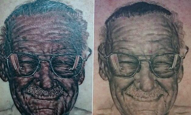 Татуировки тоже стареют! Как они выглядят через несколько лет?