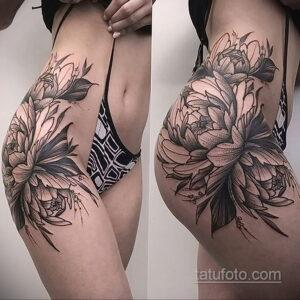 Фото интересного рисунка женской тату 05.04.2021 №043 - female tattoo - tatufoto.com