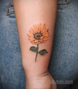 Фото интересного рисунка женской тату 05.04.2021 №044 - female tattoo - tatufoto.com