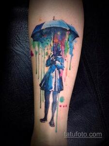 Фото интересного рисунка женской тату 05.04.2021 №110 - female tattoo - tatufoto.com