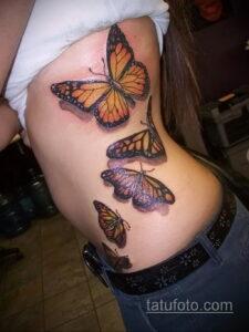 Фото интересного рисунка женской тату 05.04.2021 №113 - female tattoo - tatufoto.com