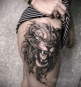 Фото интересного рисунка женской тату 05.04.2021 №170 - female tattoo - tatufoto.com
