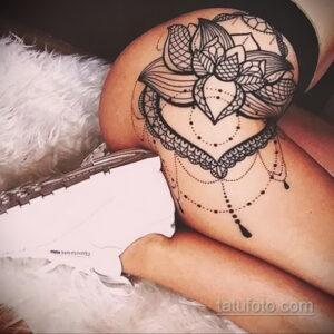 Фото интересного рисунка женской тату 05.04.2021 №179 - female tattoo - tatufoto.com
