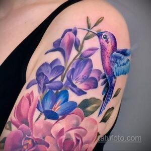 Фото интересного рисунка женской тату 05.04.2021 №199 - female tattoo - tatufoto.com
