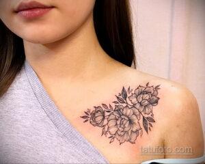 Фото интересного рисунка женской тату 05.04.2021 №211 - female tattoo - tatufoto.com
