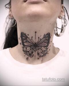 Фото интересного рисунка женской тату 05.04.2021 №218 - female tattoo - tatufoto.com