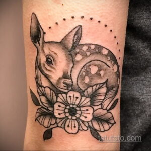 Фото интересного рисунка женской тату 05.04.2021 №220 - female tattoo - tatufoto.com