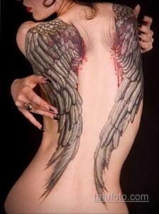 Фото интересного рисунка женской тату 05.04.2021 №227 - female tattoo - tatufoto.com