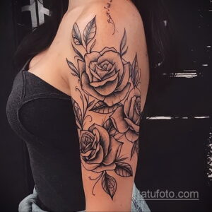 Фото интересного рисунка женской тату 05.04.2021 №231 - female tattoo - tatufoto.com