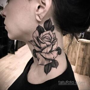 Фото интересного рисунка женской тату 05.04.2021 №241 - female tattoo - tatufoto.com