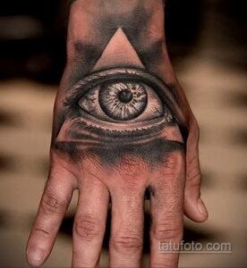 Фото интересного рисунка мужской тату 05.04.2021 №025 - male tattoo - tatufoto.com
