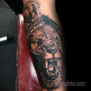 Фото интересного рисунка мужской тату 05.04.2021 №029 - male tattoo - tatufoto.com