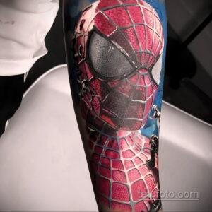 Фото интересного рисунка мужской тату 05.04.2021 №032 - male tattoo - tatufoto.com