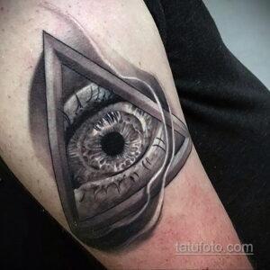 Фото интересного рисунка мужской тату 05.04.2021 №042 - male tattoo - tatufoto.com