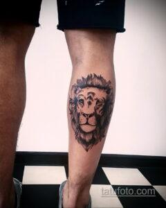 Фото интересного рисунка мужской тату 05.04.2021 №065 - male tattoo - tatufoto.com