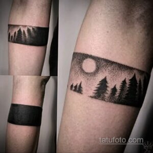 Фото интересного рисунка мужской тату 05.04.2021 №101 - male tattoo - tatufoto.com