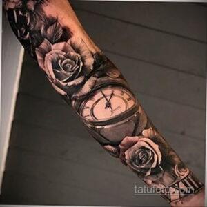 Фото интересного рисунка мужской тату 05.04.2021 №118 - male tattoo - tatufoto.com