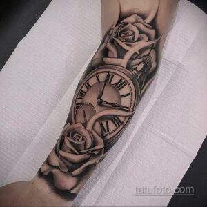 Фото интересного рисунка мужской тату 05.04.2021 №130 - male tattoo - tatufoto.com