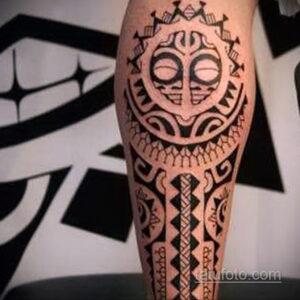 Фото интересного рисунка мужской тату 05.04.2021 №150 - male tattoo - tatufoto.com