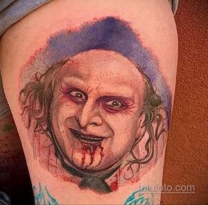 Фото интересного рисунка татуировки 04.04.2021 №004 - cool tattoo - tatufoto.com